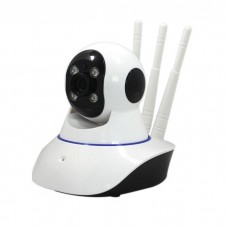 V380 IP Camera Day and Night Vision Function Home Security Camera