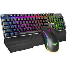 HAVIT GAMING KEYBOARD AND MOUSE COMBO